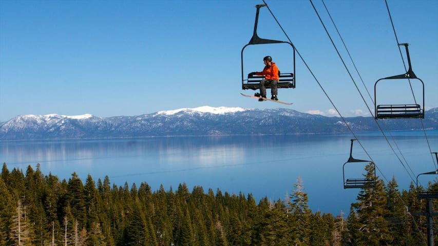 Lake Tahoe Vacation Resort - Studio Suite