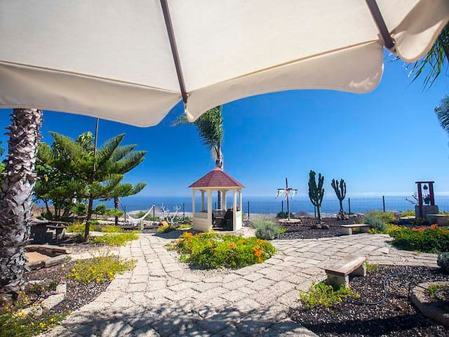 AKTIV-HOLIDAYS-POOL-NATUR-BEACH - Santa Cruz de Tenerife - Hus