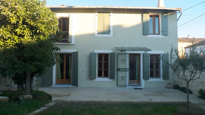 Maison proche Arles avec piscine