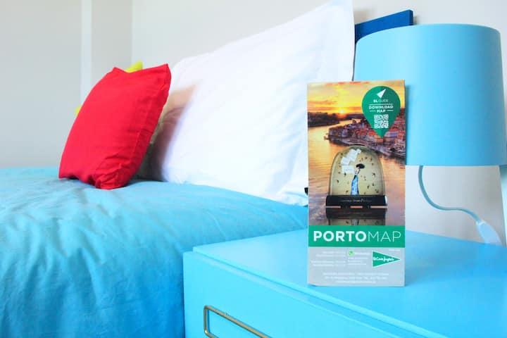 UTOPIA+ Beautiful Double Room for Couple !