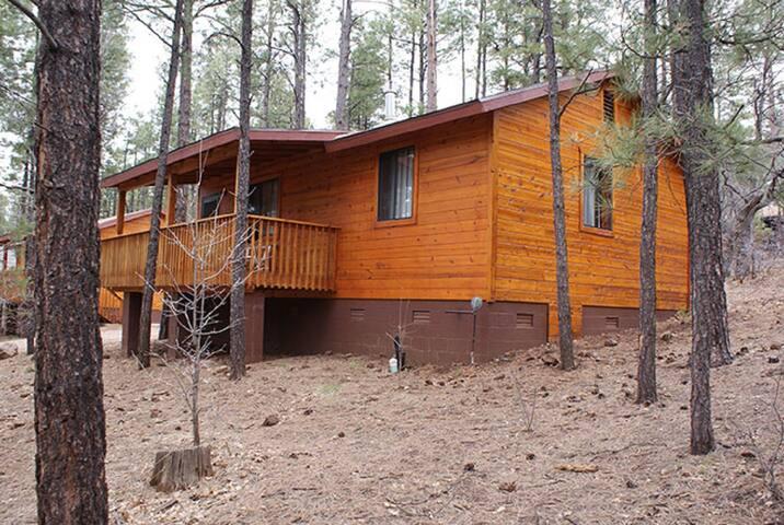 Whispering Pines Resort cabin 37