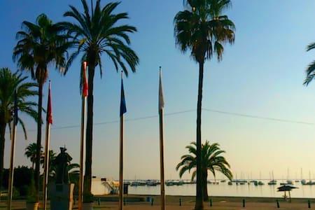 Modern flat 50m to the beach - Santiago de la Ribera