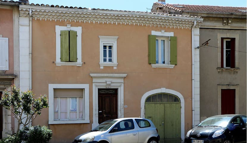 Charming 1-bed flat in Provence - Pernes-les-Fontaines - Appartement