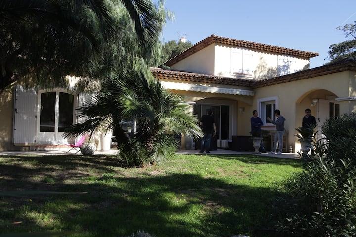 Terkane Villa Chambre 3