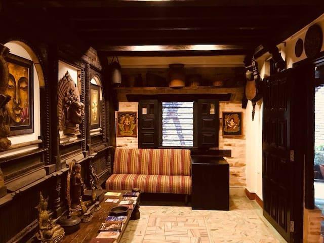 Nepal Pavilion Inn - Double Room