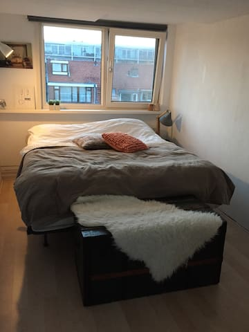 →SPACIOUS APARTMENT NEAR UTRECHT CITY CENTER - Utrecht - Daire