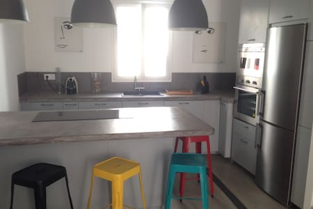 T3 Duplex Type Loft au Mourillon - Toulon