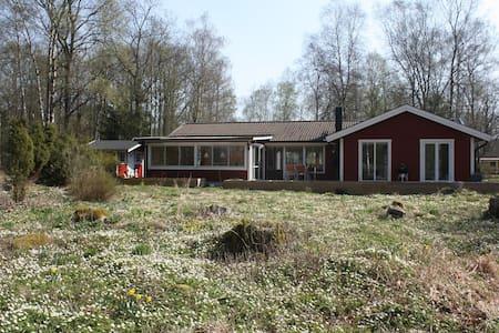 Spacious house, Söderåsen, Skåne - Ljungbyhed