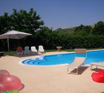 Private room in a Villa with swimming pool - Casalfiumanese - Villa - 1