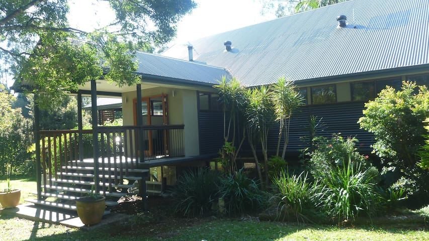 Romantic Self Contained Apartment - Maleny - Apartment