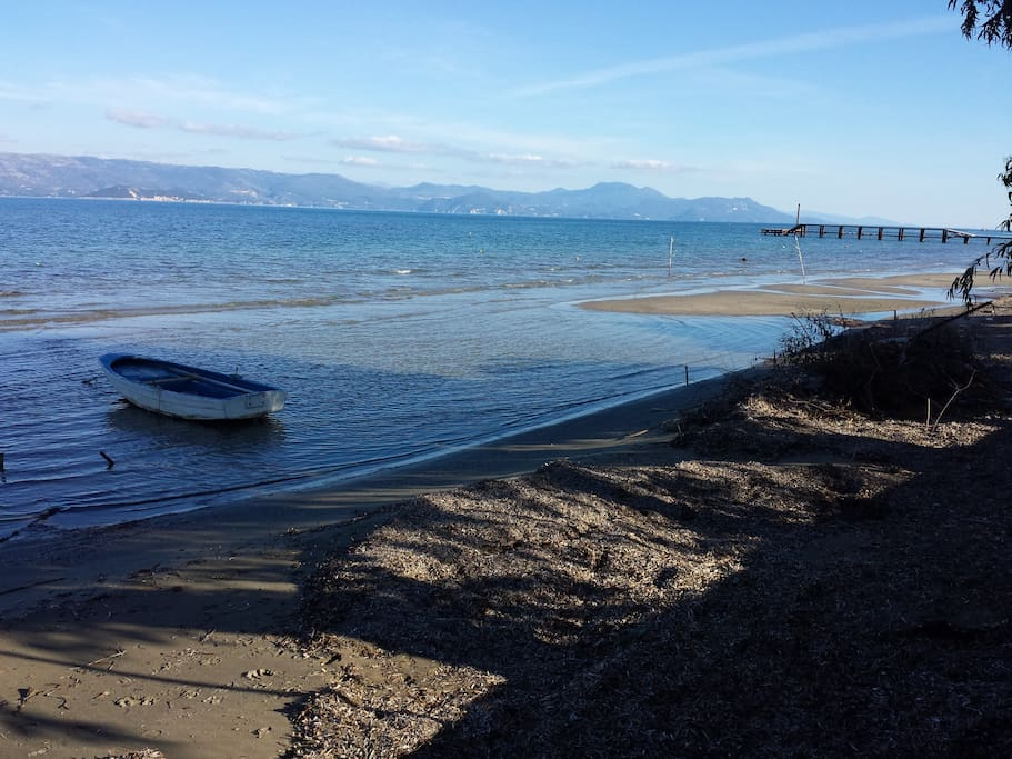 Front Beach View