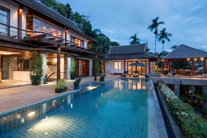 Pool Area, 泳池区