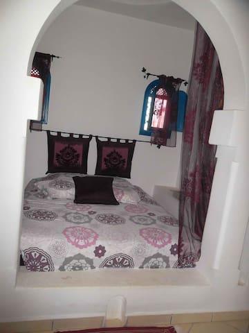 Suite Flamant Rose de Dar el Asfour - Djerba Midun - Hus