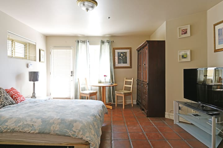 Studio Apartment Just Steps to the Beach - Manhattan Beach - Apartamento