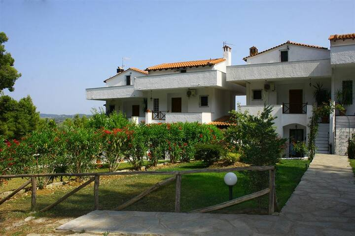 Villa Maria 3floor house, Elani Chalkidiki - Elani - Villa