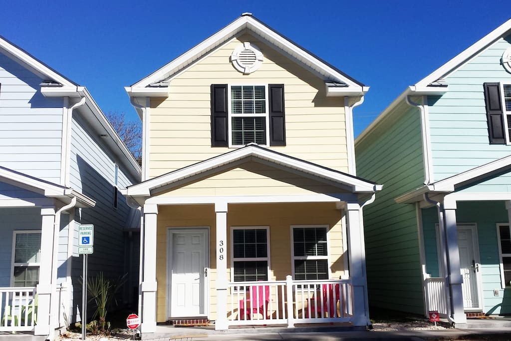 Beautiful Beach Style Cottage One Block To Beach Houses For Rent In Myrtle Beach South