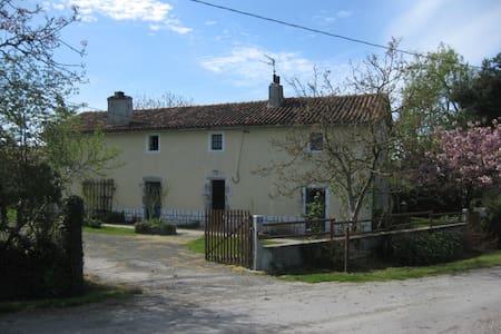 Chambres d'hôtes en Gâtine - Vernoux-en-Gâtine