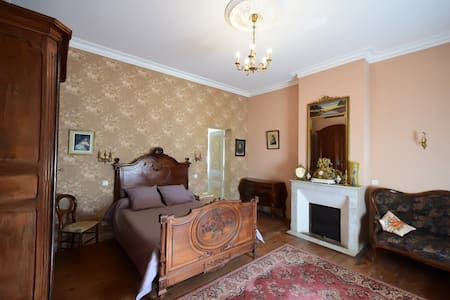 Chambre de style Campagne - Camblanes-et-Meynac - Bed & Breakfast