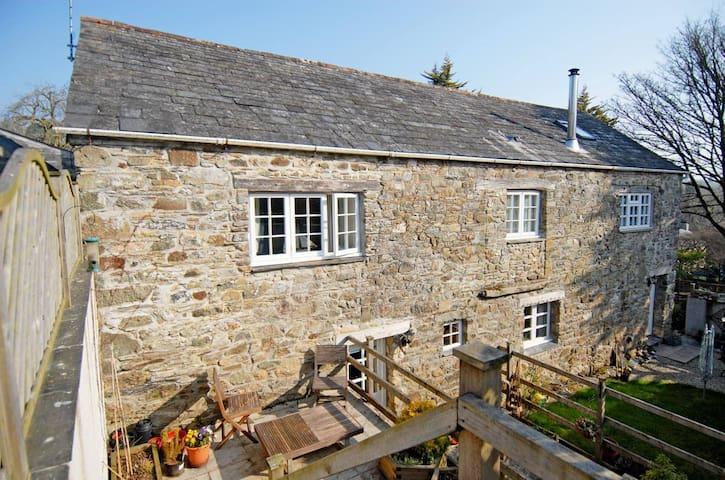 Idyllic Cornish Cottage - Polyphant - Maison