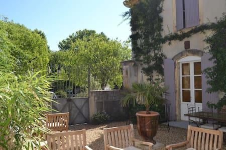 Chambre Lavande CHATEAU ROUMANIERES - Garrigues - Istana