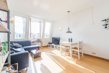 Appartment with awesome roofterrace - Amsterdam - Apartment