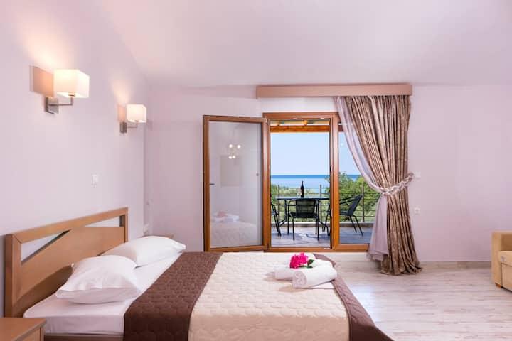 ♥ Dream Apartment♥ View to the Sea, Clean & Calm