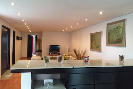 Moderno departamento a 2 cuadras de Polanco - Ciudad de México - Leilighet
