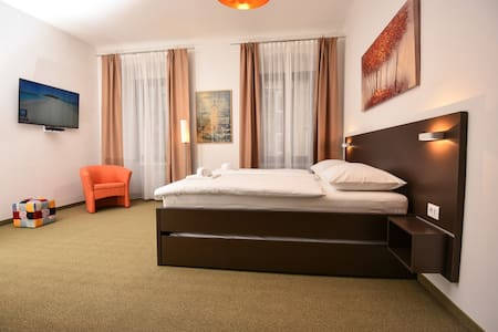 Central located B&B Prima 4rooms - Fiume - Bed & Breakfast