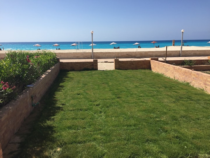 Beach House on the Mediterranean near Alexandria