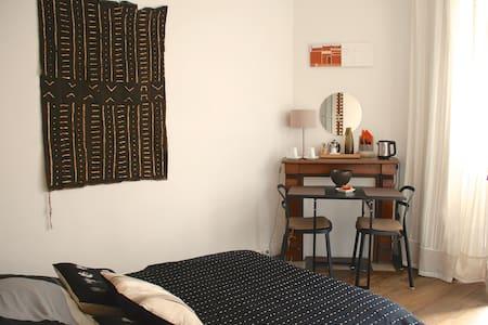 chambre d'hôtes maison années 30 - Figeac