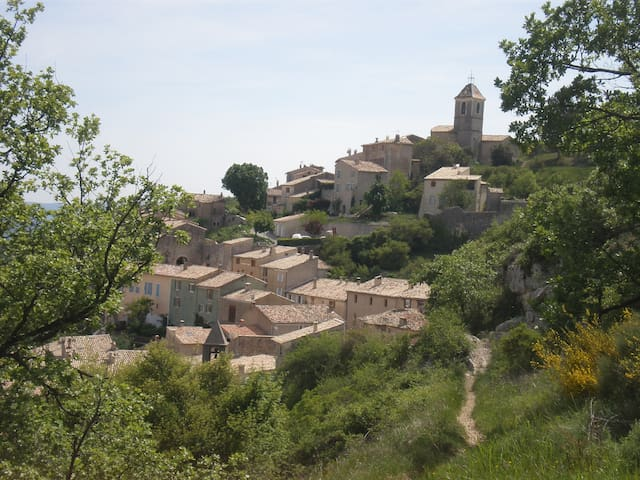 DOUBLE ROOM FOR RENT IN PROVENCE - Banon - House