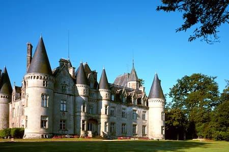 Appartement privé dans un château - Trédion - Wohnung