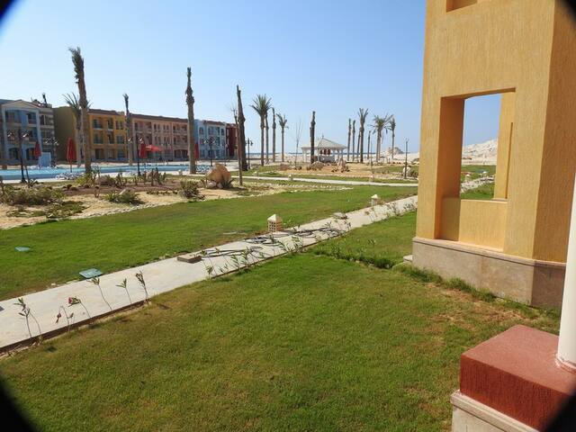 Porto Matrouh, ground, 2B, Slp6 - Marsa Matruh - Faház