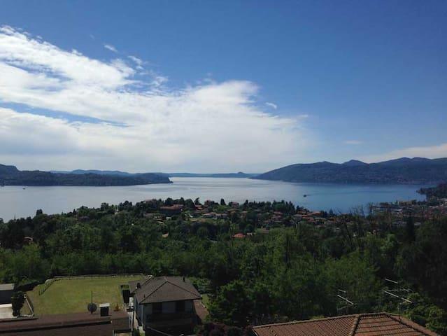 Appartamento Camelia -Lago Maggiore - Cresseglio - Квартира