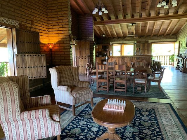 Hacienda Santa Rita - Take in the View
