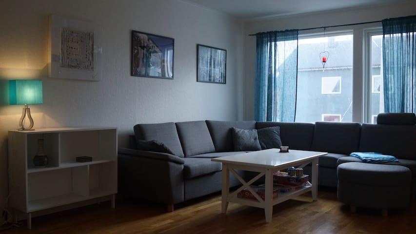 Central apartment for rent in Vardø - Vardø - Appartement