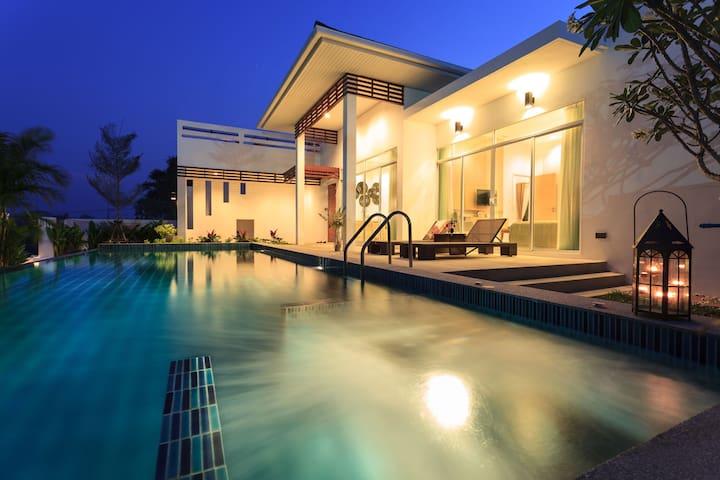 Sivana Gardens Pool Villa - P10 - Tambon Nong Kae - Vila