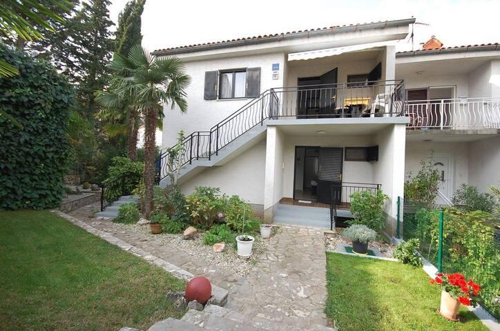 Apartment Prpic Nr.2 - Bogovići, Malinska  - Apartment