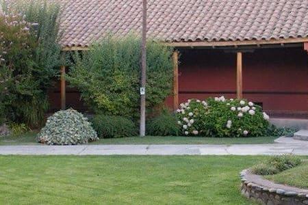 Habitacion en hacienda de Los Andes, Chile - House
