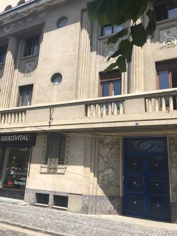 Vintage Studio Apartment Central