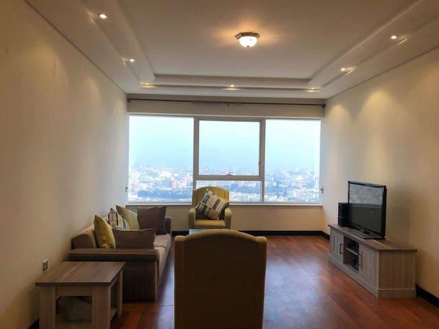 Fully Furnished 2-Bedroom Flat in Abraj Al Lulu