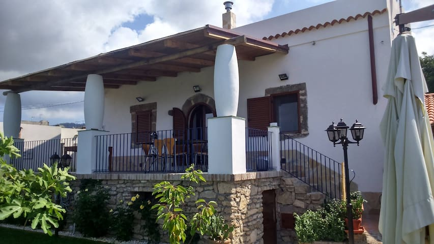 Country house near sea  (km. 4,5) - Villafranca Tirrena