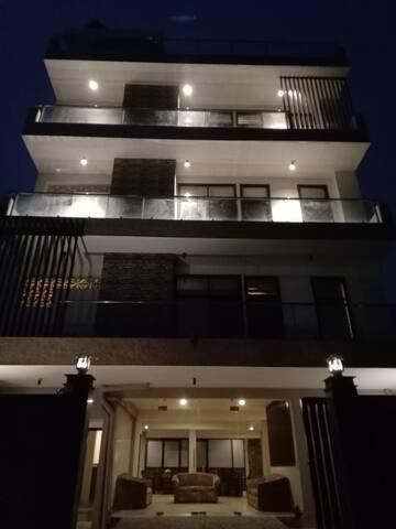 Samriddhi Residency unit of s  hospitality