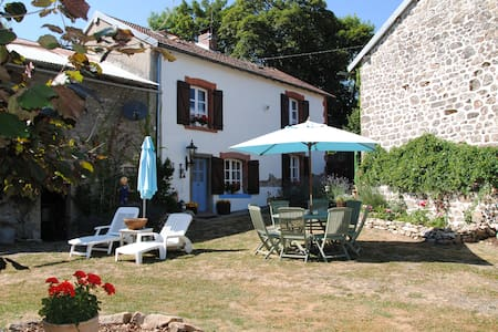 Appassionata limousin B & B - Saint-Yrieix-la-Montagne - Bed & Breakfast
