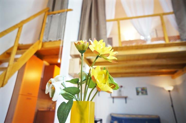 Il Giardino di Antonella - Nuovo- - Casa Santa - 公寓