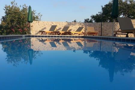 Villa Antonija,private pool - Močići - Villa