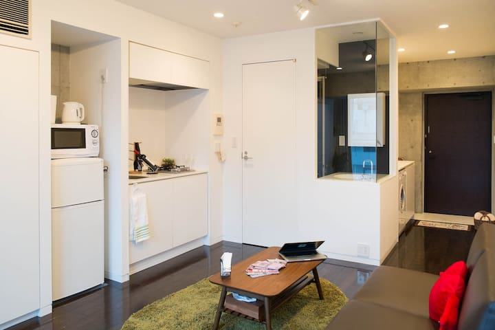 5mins walk to SHIBUYA. Cozy Room - Shibuya-ku - Apartamento
