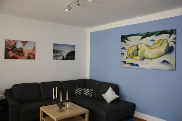 Flat (15 min to city center) - München - Apartment