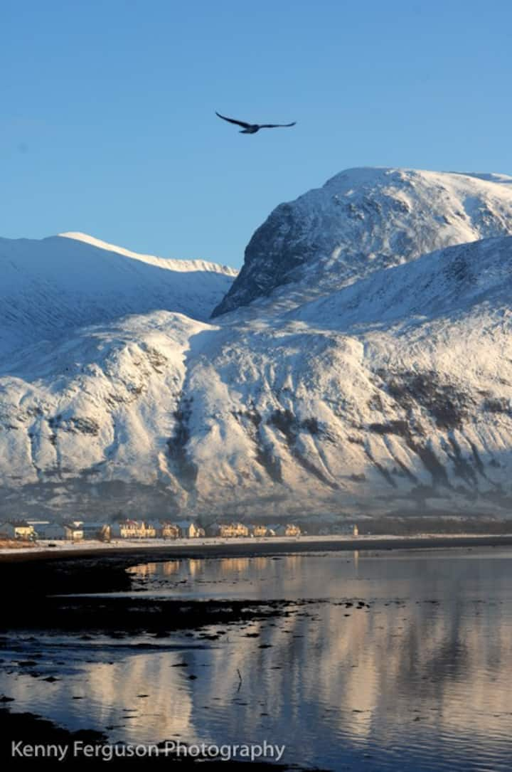 Ben Nevis Log Cabins - Scottish Highlands