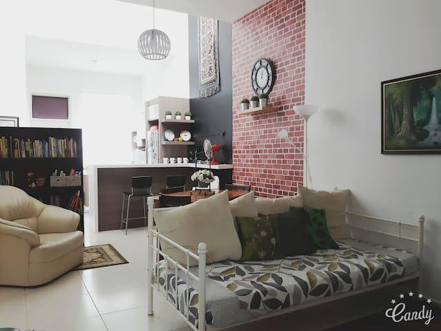 Malacca Muslim Family Cottage - Malacca - Hus